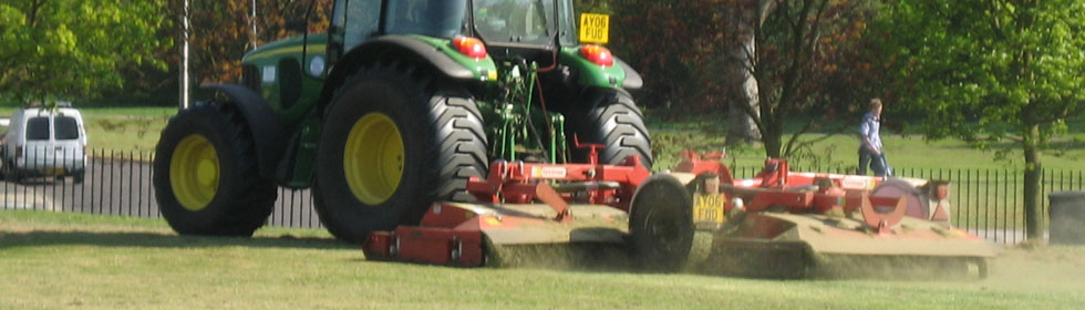Schools grass cutting contractors